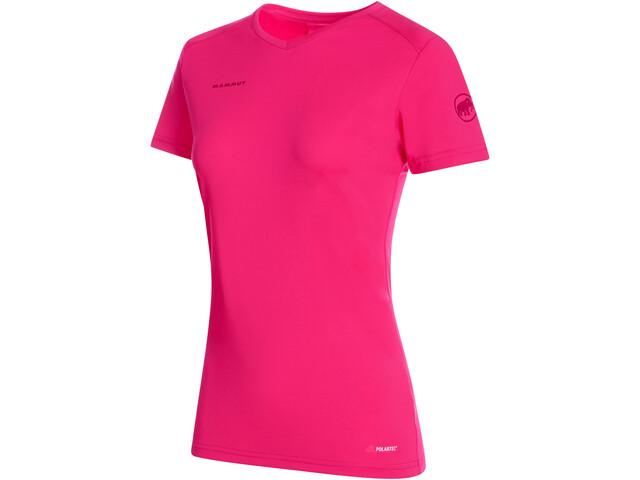 Mammut Sertig T-paita Naiset, pink